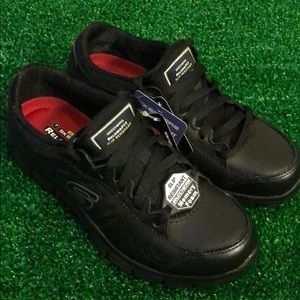 Skechers slip resistant